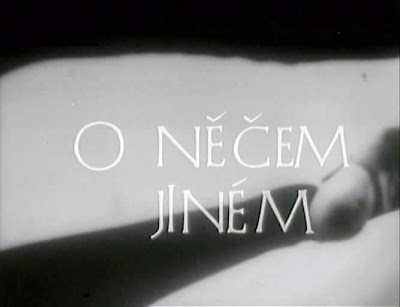 Something Different • O necem jinem (1963)