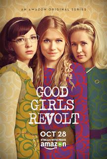 Good Girls Revolt Temporada 1 audio español