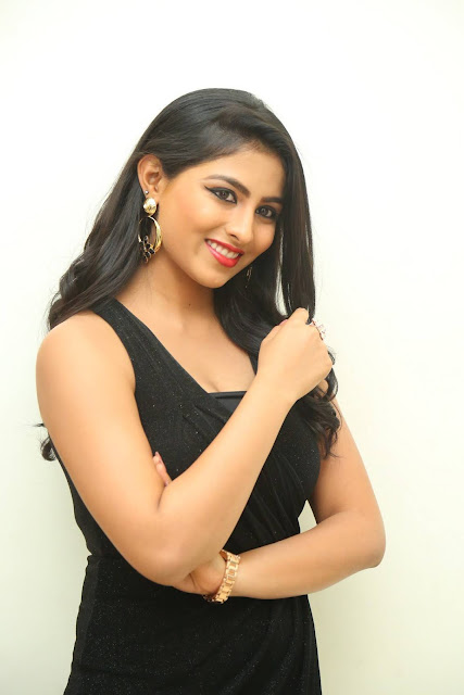 Kruthika Jayakumar Stills At Vinavayya Ramayya Movie Audio Launch