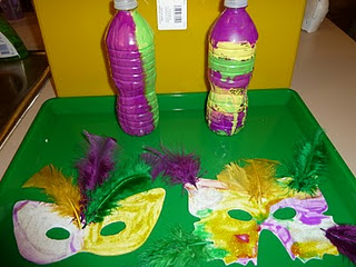 Mardi Gras Fat Tuesday or Shrove Tuesday: Masks and Activities for Kids