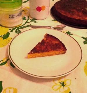 torta fondente alle mele