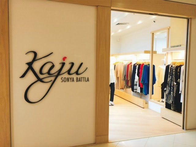 Sonya Battla's new store Kaju at Dolmen Mall Clifton, Karachi