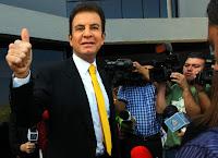 Honduras,politica de Honduras