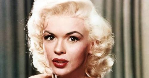 Loulou 39 s vintage fair happy birthday jayne mansfield for How old was jayne mansfield when she died