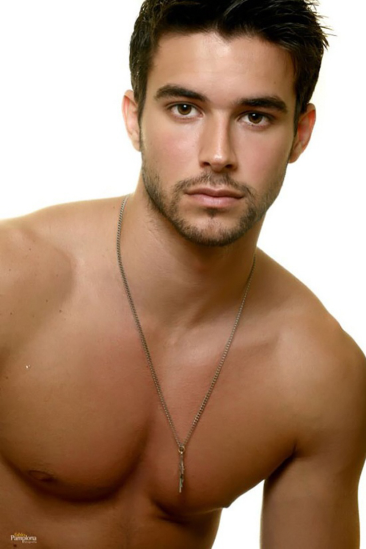 Male beauty photos bernardo velasco the face of an angel Sexy 30