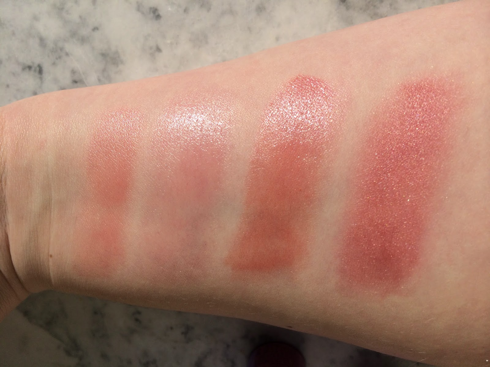 Tarte Just Cheeky Cheek Stain Set review