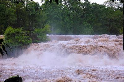 Tad Lo Falls in Laos