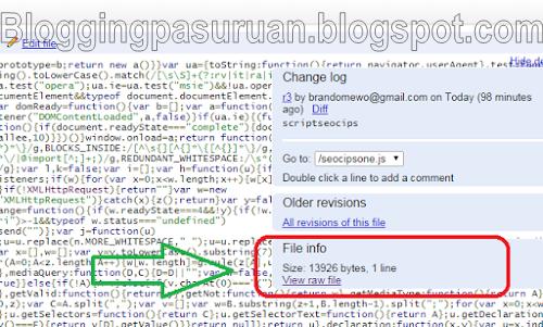 Cara Mudah Upload File Ke Google Code