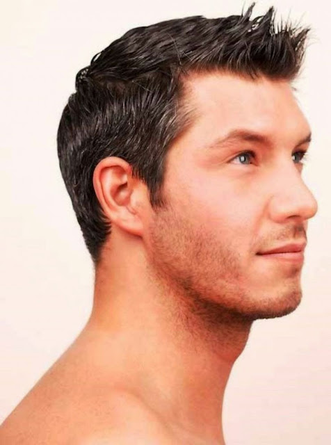 Men Spiky Hairstyles