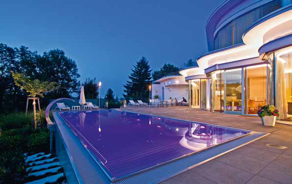 exclusive swimming pool jacuzzi spa products for you