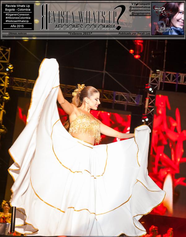 Caracol-Televisión-Cristina-Felfle-coronación-Carnaval-Barranquilla