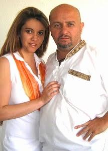 Adriana Aceves y Alvaro Eugenio