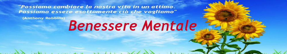 Benessere Mentale