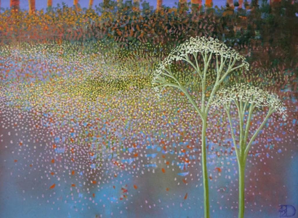 paisajes-con-flores-en-puntillismo