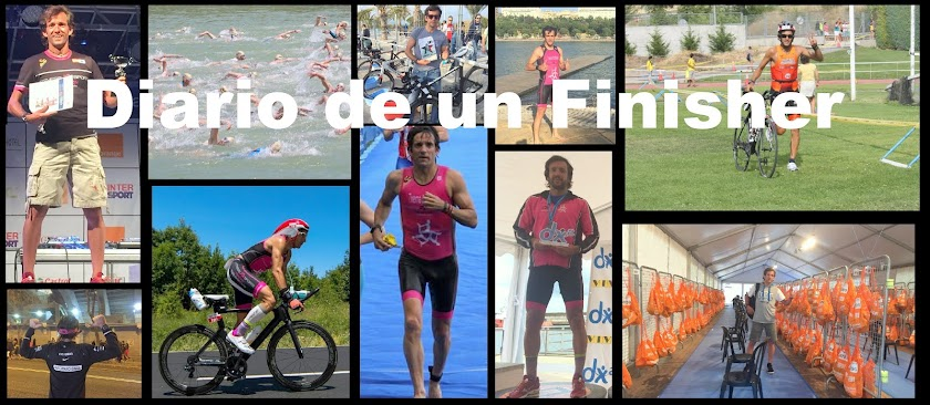 Diario de un Finisher