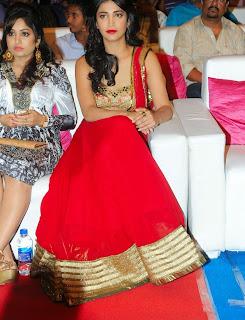 Actress Shruti Haasan Latest Pictures at Poojai Movie Music Release  70.jpg