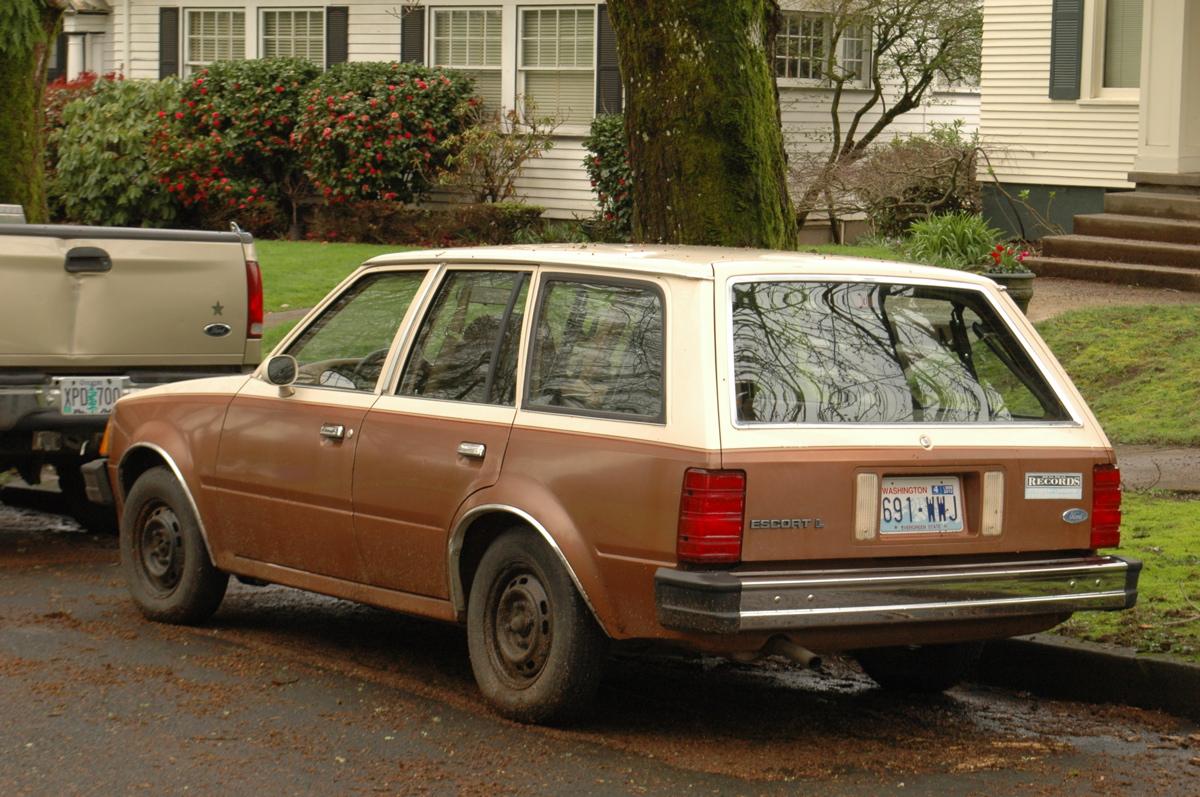 1985 ford escort wagon for sale. Black Bedroom Furniture Sets. Home Design Ideas