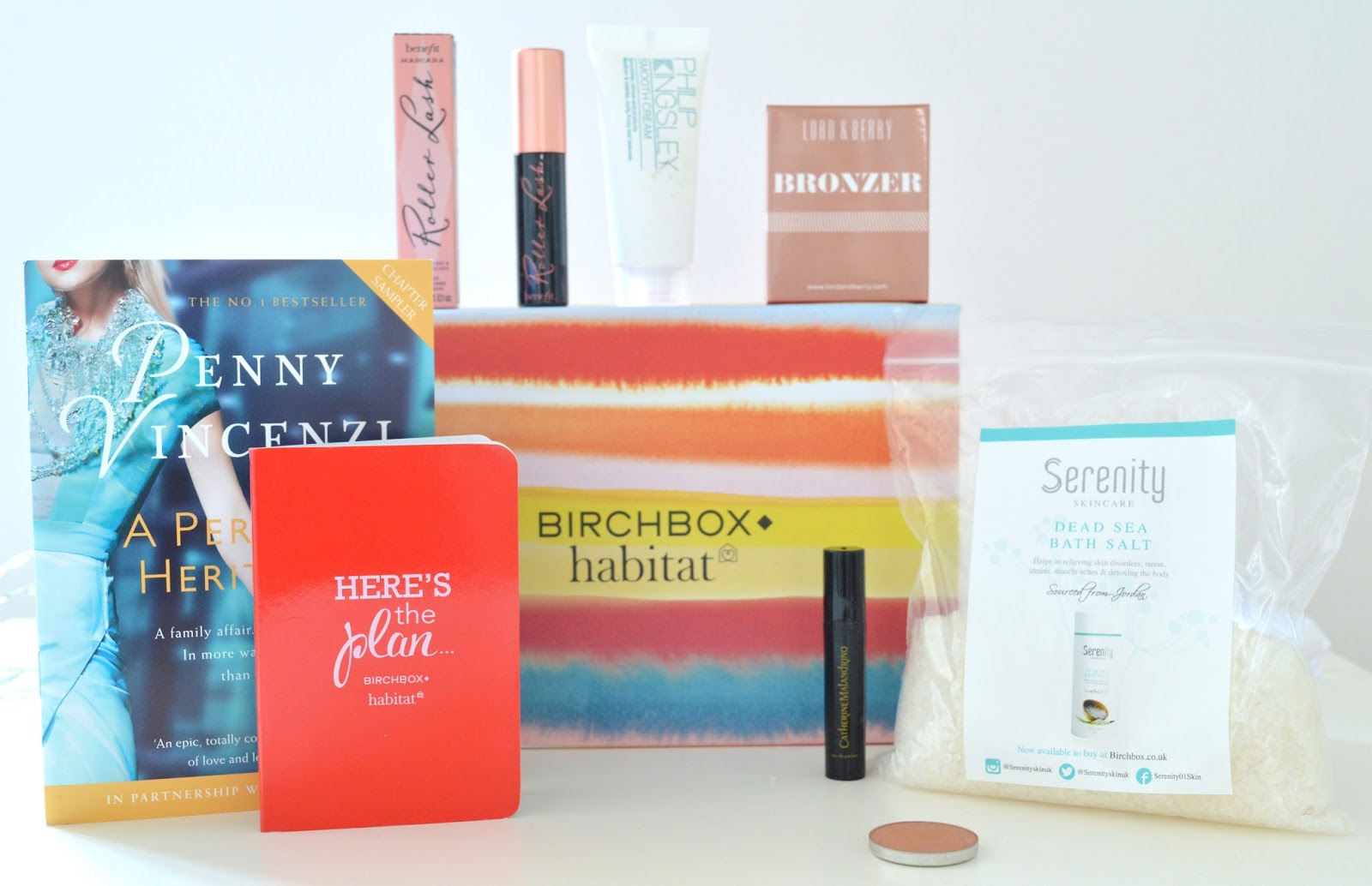 March Habitat Themed Birchbox
