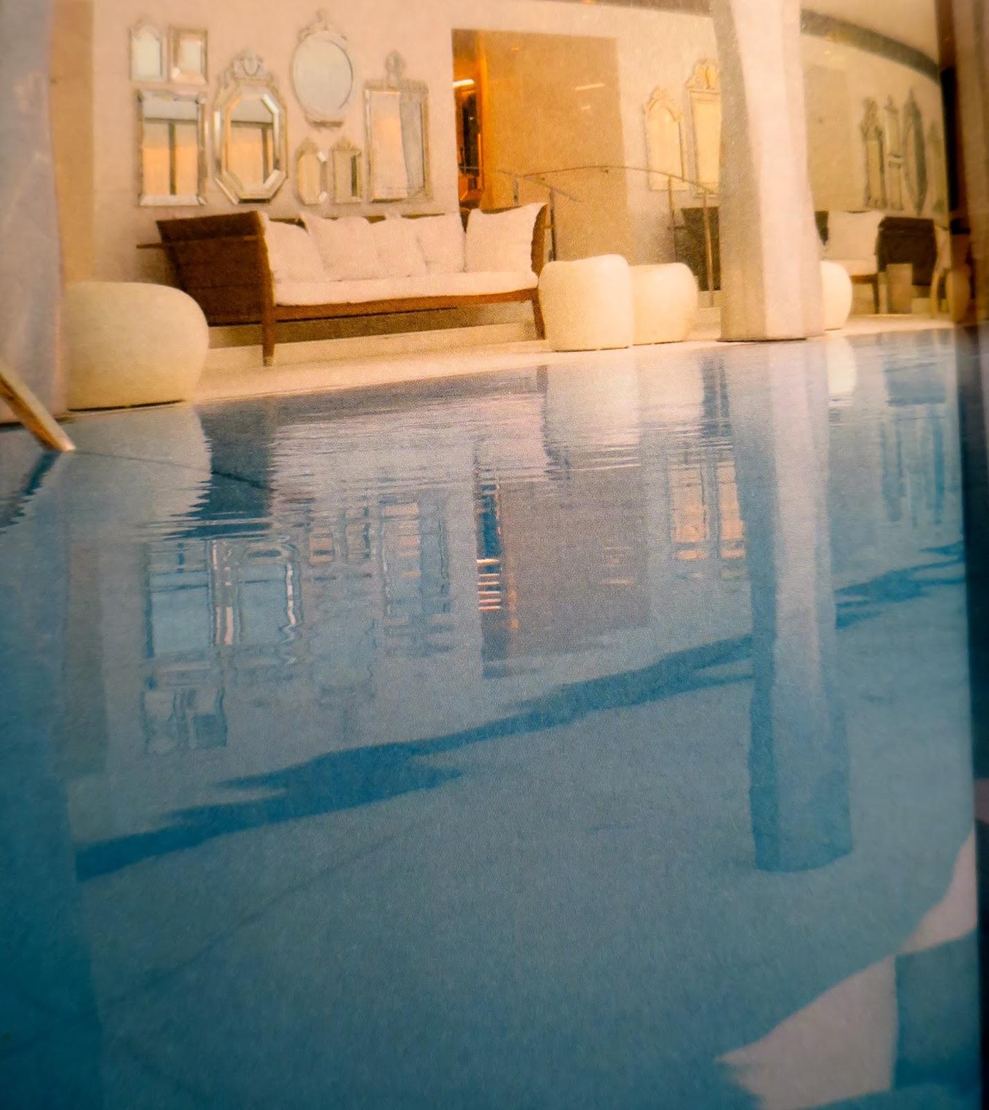 international luxury consulting clarins spa my blend cassandra moonen ferrera. Black Bedroom Furniture Sets. Home Design Ideas