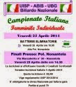 Camp.to Italiano FEMMINILE Individuale (Pol. Nonantola-MO)