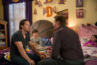 Will Ferrell and Mark Wahlberg in the comedy Daddy's Home