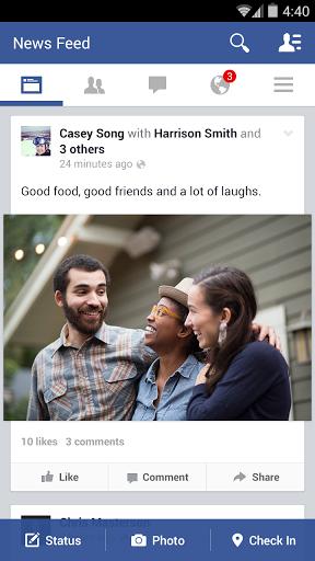 Facebook 10.0.0.28.27 Apk Download