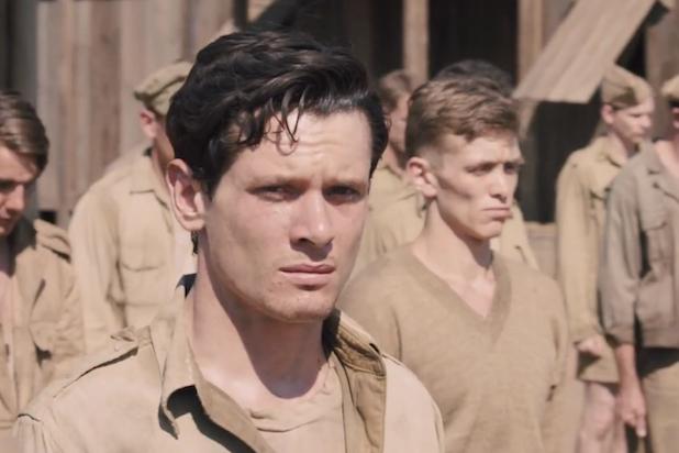 Angelina Jolie fait de Jack O'Connell un héros, BA de