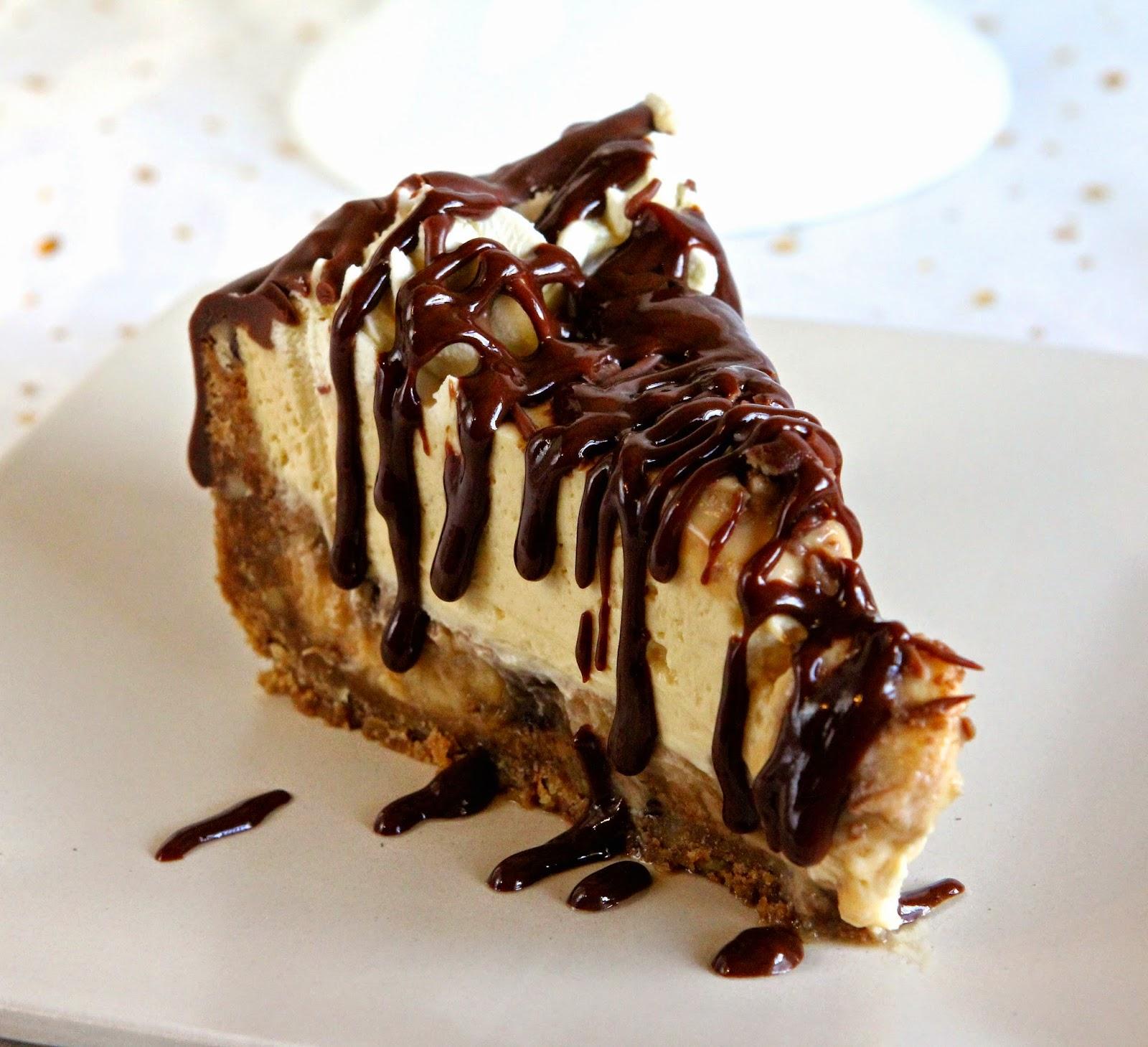 Gluten Free Alchemist: Banoffee Cheesecake with Salted ...