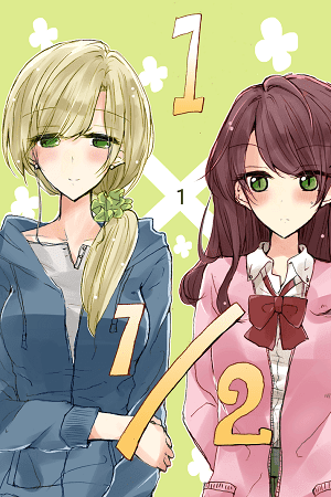 1 x ½ Manga