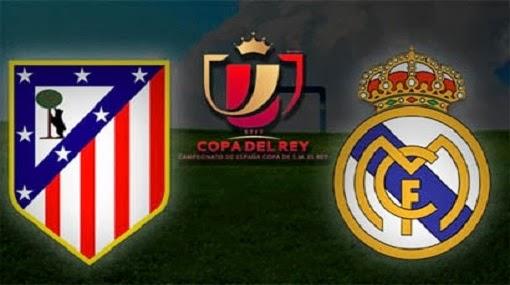 مباراة أتلتيكو مدريد وريال مدريد اليوم الأربعاء 7/1/2015