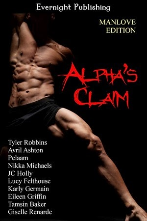 Alpha's Claim Manlove Anthology