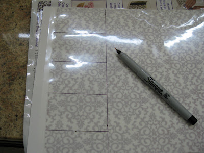 Cutting out Wilton sugar cooking sheets