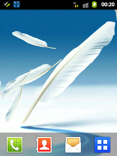 Galaxy Note 2 Live Wallpaper for Samsung galaxy y and Qvga phones ...
