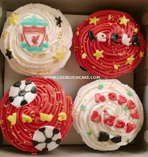 Buttercream Cupcake Liverpool Daerah Surabaya - Sidoarjo