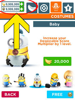Despicable Me Minion Rush Hack - Cheat Tool proof
