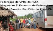 VIAGEM AO 3º ENCONTRO DE FEDERAÇÕES DE UPHs DO SÍNODO CARAJÁS.