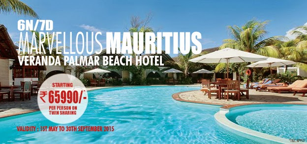 Mauritius veranda palmar beach hotel