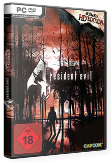 Resident Evil 4 Ultimate HD Repack