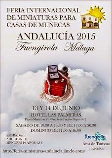 Feira Internacional de Miniaturas de Andalucía