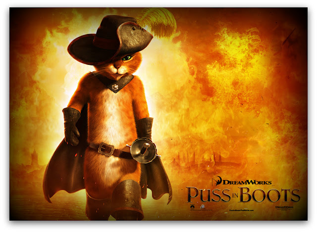Puss In Boots Shrek8