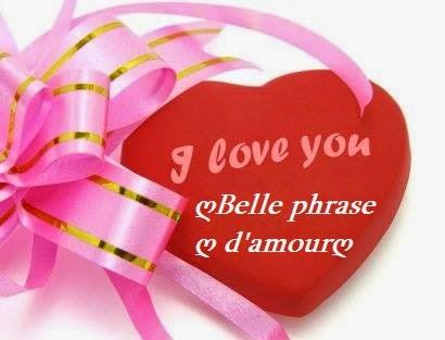 Phrase d'amour Avec ton amour, et on vivra la plus belle des phrases d'amour, car je suis amoureuse.