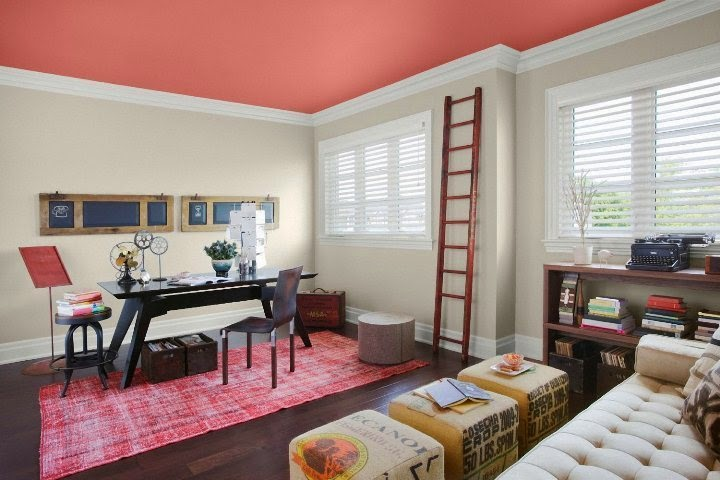 latest interior wall paint colors