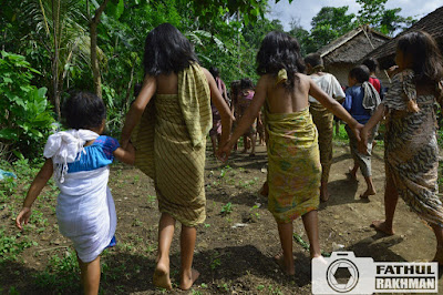 desa tradisional, kampung tradisional, kampung adat lombok, gumantar, lombok