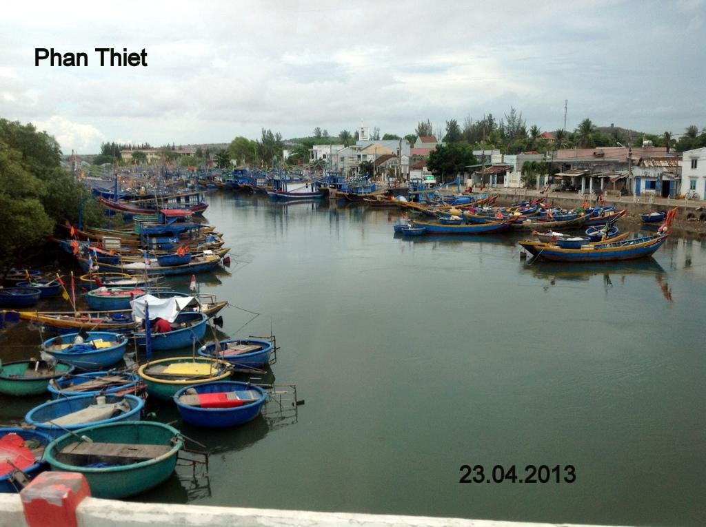 Phan Thiet Vietnam  city photos gallery : Jan Martin's Travel Blog: Vietnam Phan Thiet April 2013