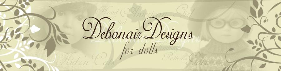 "Debonair Designs for American Girl 18"" Gotz Dolls Kidz n Cats Boys & Girls"
