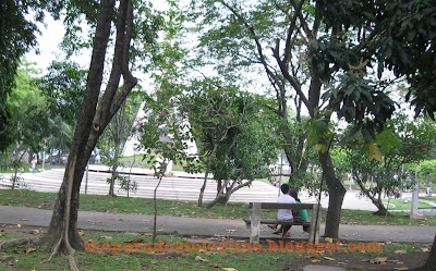 Ramon Magsaysay Park date
