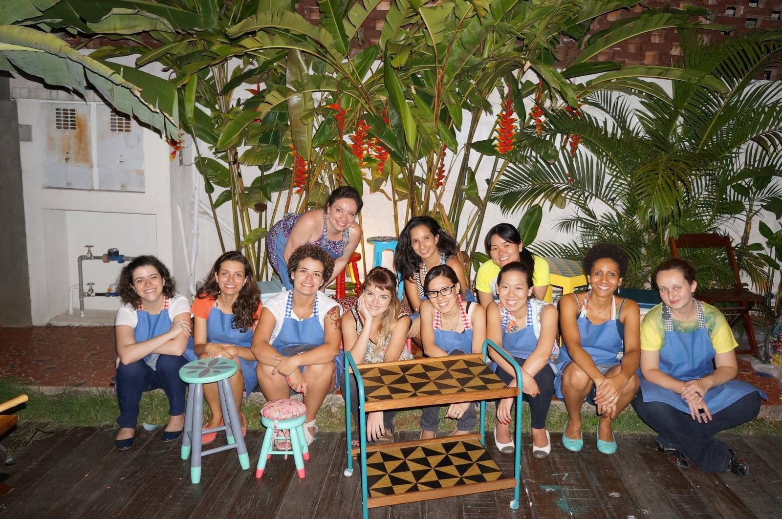 oficina Mão na Massa - blog Casa de Colorir - turma de SP 2014