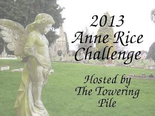 2013 Anne Rice Challenge