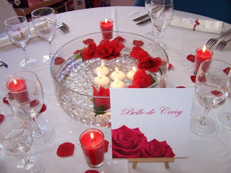 At o dia do casamento centro de mesa com velas - Centros decorativos para mesas ...