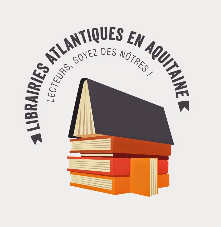 Librairie membre de l'association des Librairies Atlantiques en Aquitaine